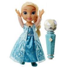 96378 panenka zpívající Elsa - karaoke