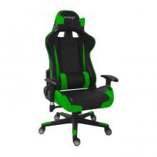 Racing pro zk-021, černo-zelená, židle kancelářská