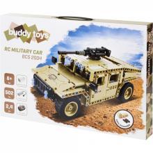 BCS 2004 RC Military auto BUDDY TOYS