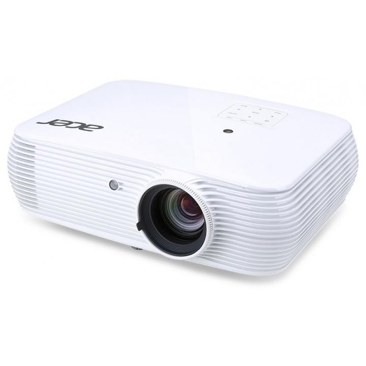 Acer P5530 DLP 3D  FullHD 1920x1080, 4000 LUMENS, 20000:1,  Zoom,  HDMI(MHL), LAN - 2,73Kg