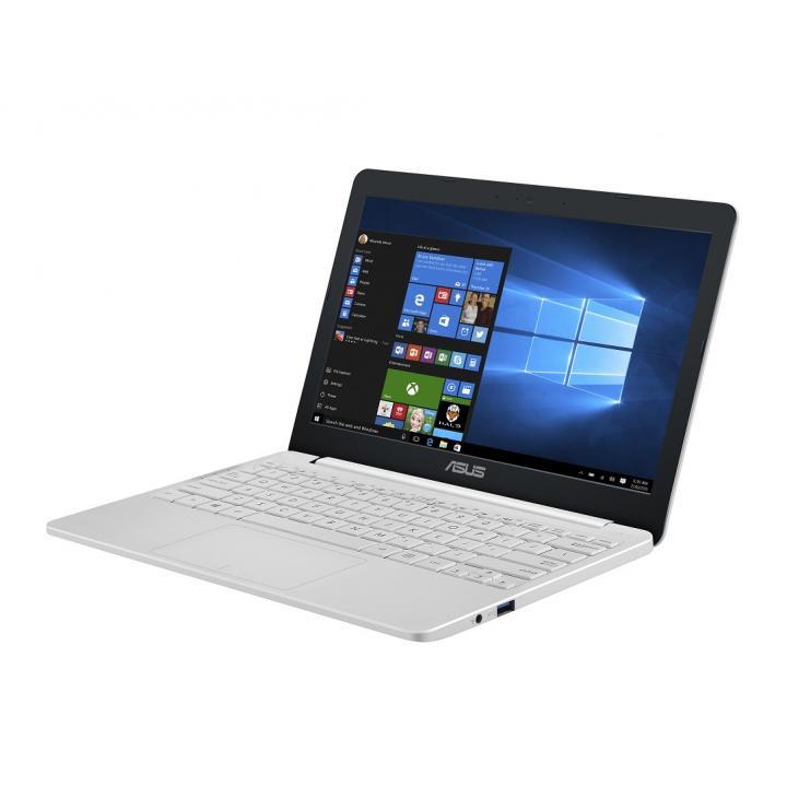"ASUS E203NA-FD021TS Celeron N3350/4G/32G EMMC/UMA/11,6"" TN/HD/W10/Pearl White"
