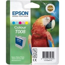 EPSON cartridge T0084 color (papoušek)