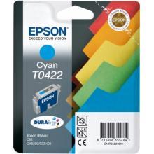 EPSON cartridge T0422 cyan (barvy)