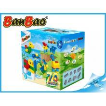 BanBao stavebnice Young Ones kostky velké 70ks