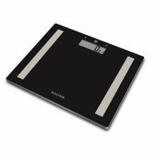 Salter SA 9113 BK3R osobní váha černá s měřením tuku