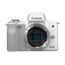 Canon EOS M50 Body WHITE, bezzrcadlovka, 24 MP, 3