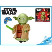Star Wars R/C Jumbo Yoda nafukovací plná funkce se zvukem