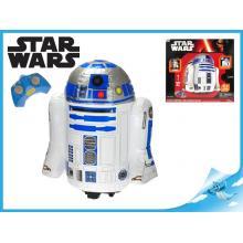 Star Wars R/C Jumbo R2-D2 nafukovací plná funkce se zvukem