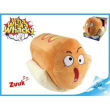 Wha Whaa Whacky Hot Dog 28cm plyšový na baterie se zvukem 0m+