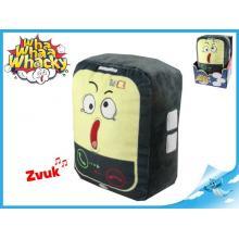 Wha Whaa Whacky Telefon 27cm plyšový na baterie se zvukem 0m+