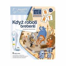 Albi Kniha Když roboti brebentí
