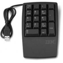 Lenovo klávesnice numerický blok USB 17-Key Stealth Black