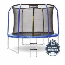 Marimex 305 cm trampolína + vnitřní ochranná síť + žebřík