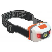 Čelová svítilna HL-H0520, LED1W+2, SVP3521