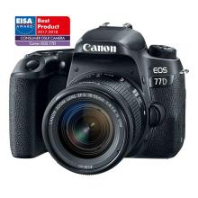 Canon EOS 77D + EF-S 18-55IS STM