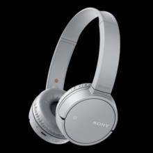Sluchátka Sony WHCH500H.CE7 bezdr.,šedá