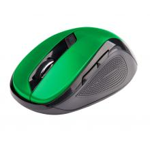 Myš C-Tech WLM-02 Green wirelles