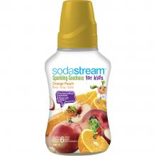 Sirup Good-Kids Orange Peach 750 ml