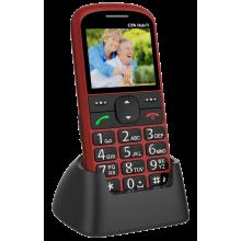 Telefon CPA Halo 11 červený