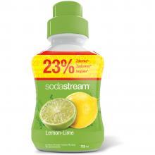 Sirup Lemon Lime 750 ml