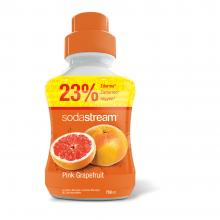 Sirup pink grapefruit 750 ml