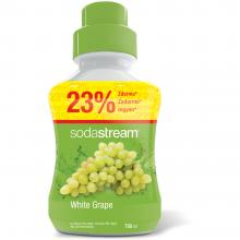 Sirup White Grape 750ml hroznové víno