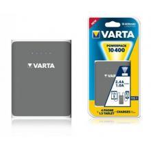 VARTA Powerbank VARTA 10400mA 2xUSB+1xmicroUSB - BV57961