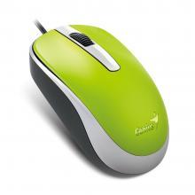 Genius DX-120 zelená počítačová myš