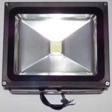 refl.LED 50W/6000K SO černý WM-50W-E