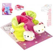 Simba Toys Hello Kitty Botičky chrastící