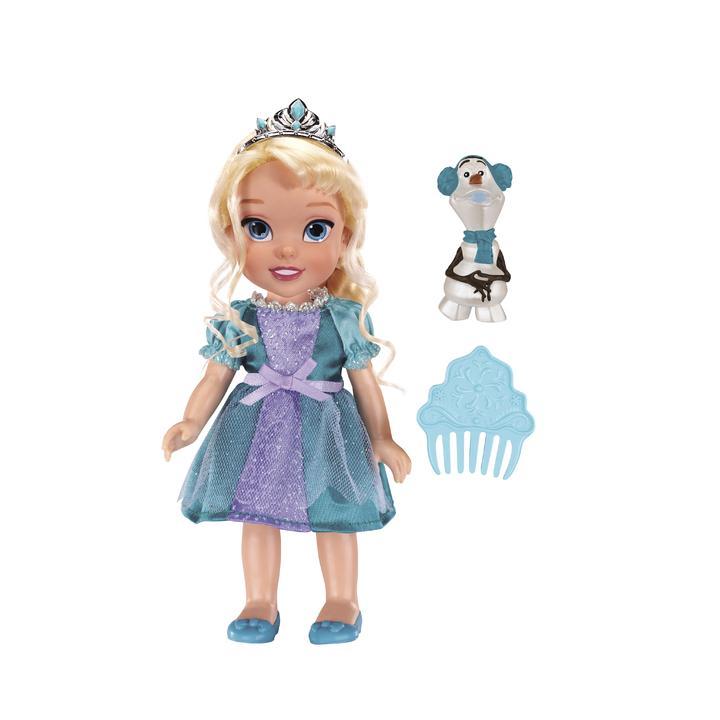 Ledové království Princezna a sněhulák