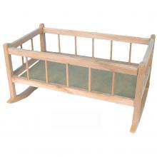 Rappa Kolébka dřevěná 50 x 28 cm