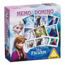Frozen Pexeso a Domino
