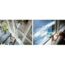 Leifheit WINDOW CLEANER vysavač na okna 51003 + tyč 43 cm + mop na okna