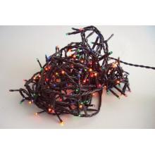 Vánoční osv. 100 LED barevná 230V VS433