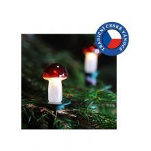 Osvětlení vánoční Mochomůrka