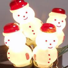 žárovka vánoční 20V sněhulák