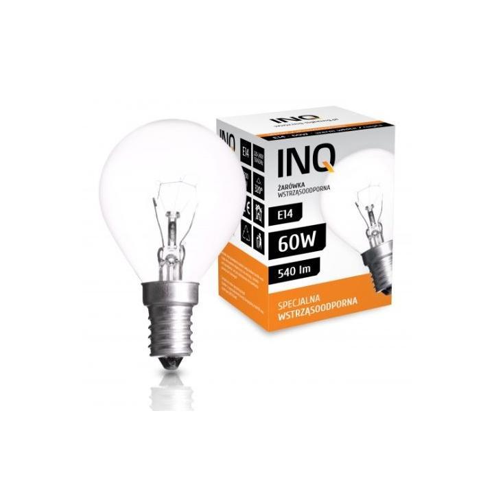 Žárovka INQ iluminační 60W/E14