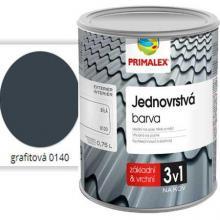 PPG Primalex 3v1 0,75 l 0140 grafitová