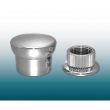 Knoflík WC k táhlu TE-4549P chrom