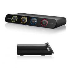 Belkin F1DS104Lea KVM Switch SOHO 4-Port USB + audio (včetně kabelů)