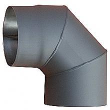Kouřové koleno 120/90°/1.5mm