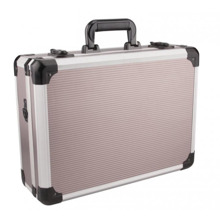 Kufr na nářadí hliníkový 450x330x150mm
