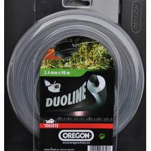 Oregon 106502E Žací struna DUOLINE 3,0mm x 60m
