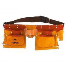 Topex kapsa na nářadí s opaskem