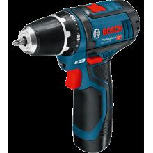 Bosch GSR 12V-15 aku vrtací šroubovák 0.601.868.122-805