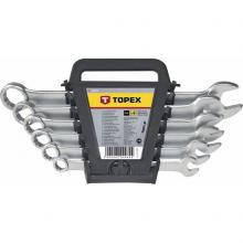 TOPEX klíče očkoploché sada 8-17mm 35D755