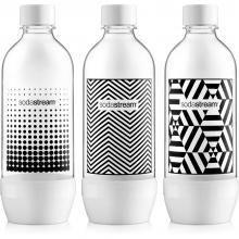 Láhev Sodastream Black&white 11 tripack