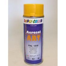 AEROSOL-ART RAL 1028 Barva