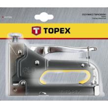 TOPEX Sponkovačka na spony J6-14mm